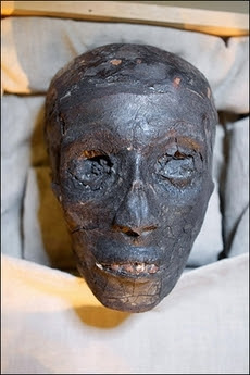 King Tut's real face
