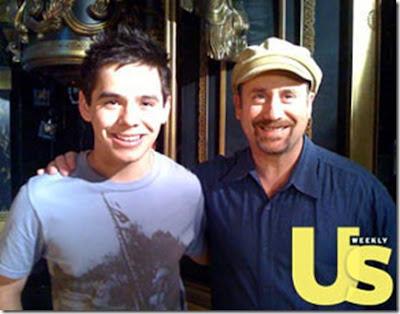 American Idol contestant David Archuleta father Jeff Archuleta picture 01