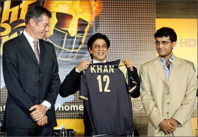 SRK, Ganguly and I are not fighting 01