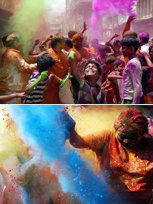 Holi the Festival of Colors (India) 01