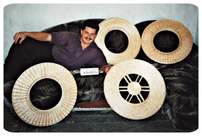 Man Builds Full Scale F1 Car From 956,000 Matchsticks Michael Arndt 03