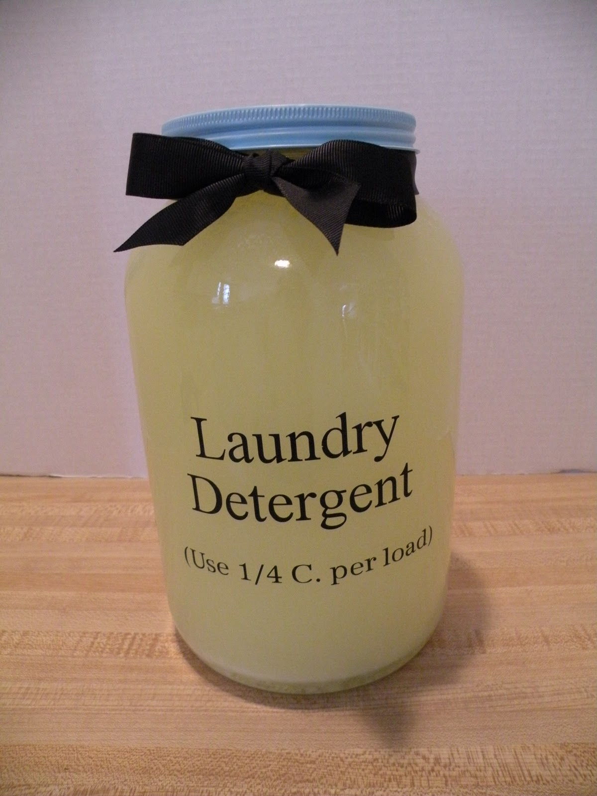 Heart Hands Home Homemade Laundry Detergent