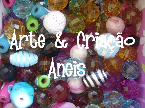 Arte &  Criação - Aneis