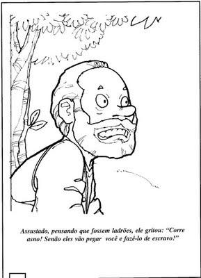 Palavra cruzada 015 Pequenas histórias ilustradas para crianças