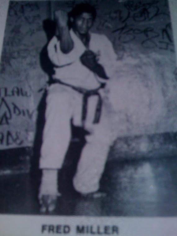 GRAND MASTER FRED MILLER 1950-2010 R.I.P.
