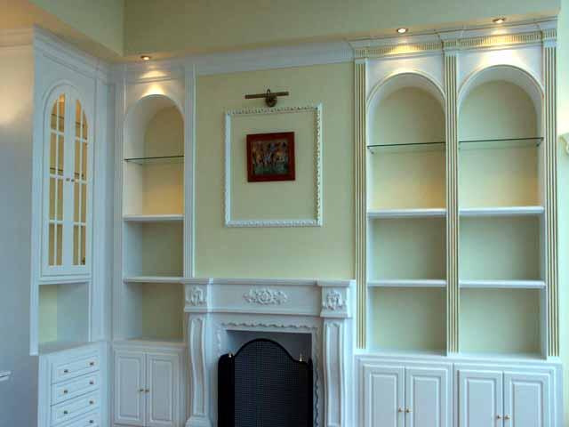 Pladur en alicante elche santa pola torrevieja - Muebles de escayola modernos ...