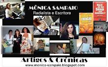 MÔNICA SAMPAIO: Artigos & Crônicas