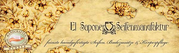 El Sapone   -handgesiedete Seifen-