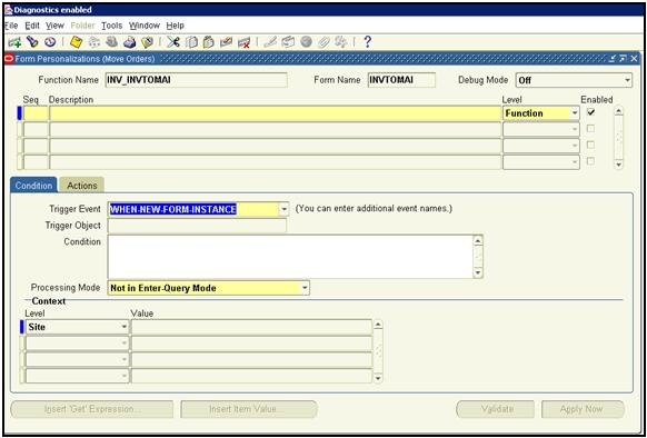 Bhaskar Reddy Oracle Applications: Forms Personalization in Oracle ...