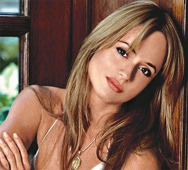 Gaby Spanic explota en TV Azteca
