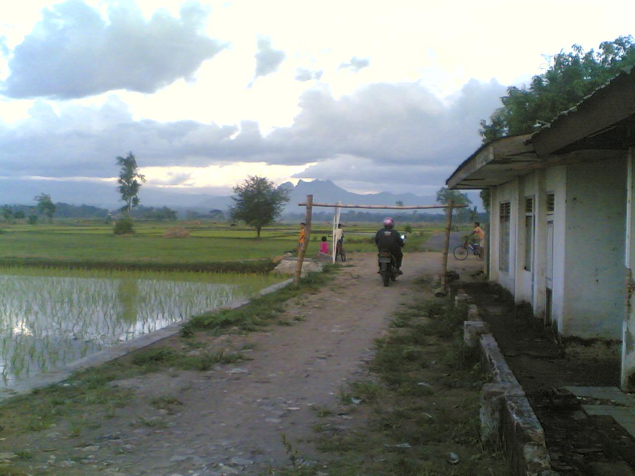 Profil Desaku Bangsalan