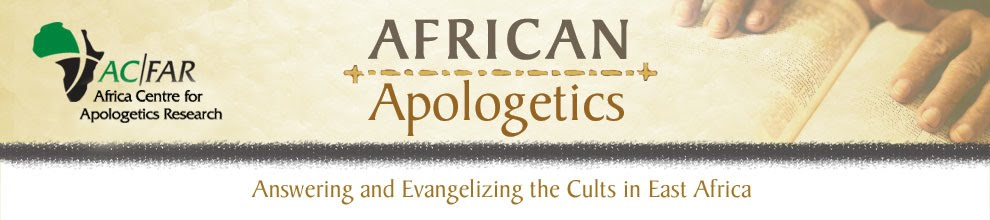 African Apologetics