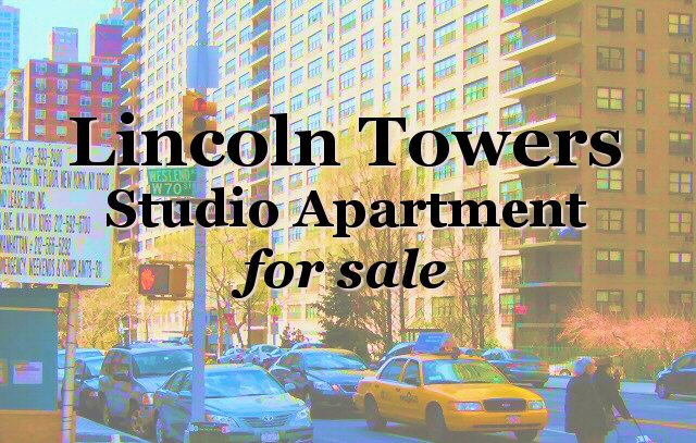 Lincoln Towers Studio Apartment