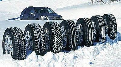 Michelin vinterdæk