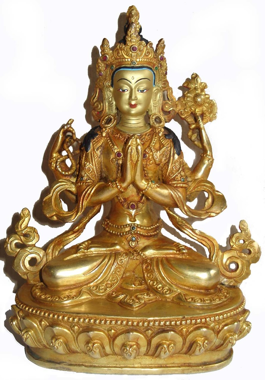 Buddhist Avlokiteshwor