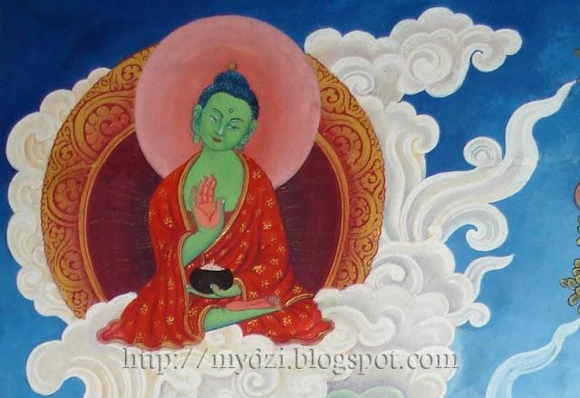 Buddhist Amoghasiddhi