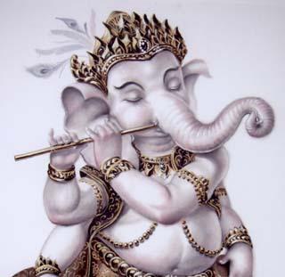 Ganesha Flute