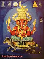 17. Ekakshara Ganapati