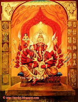 4. Vira Ganapati