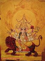 29. Singha Ganapati