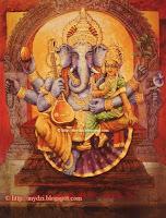 8. Ucchhishta Ganapati