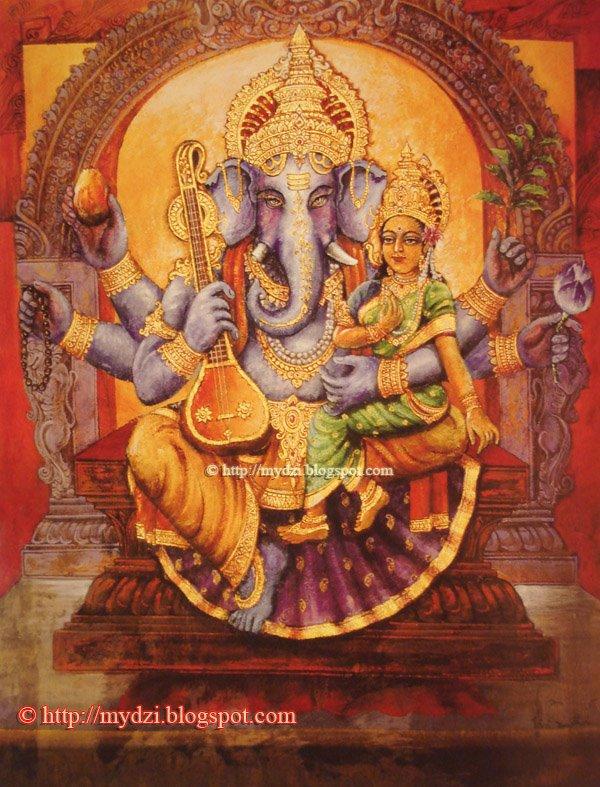 Ucchhishta Ganapati