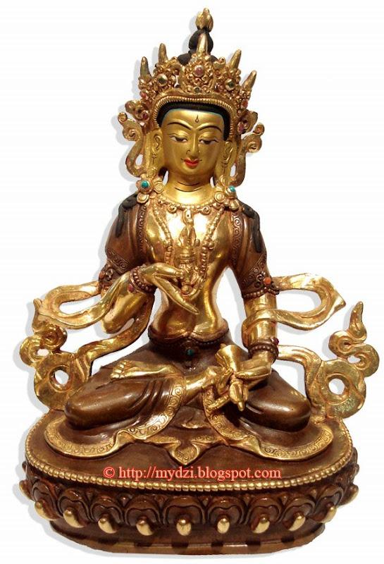Buddhist Vajra Satwa