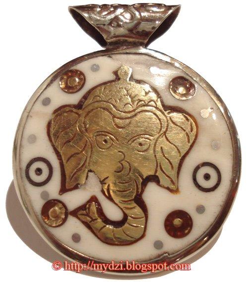 Ganesha Pendent