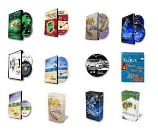 Brinde Grátis Diversos DVD's educacionais