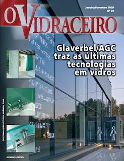 Brinde Grátis Revista 'O Vidraceiro'
