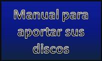 Aporta tus discos