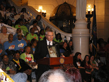 Chloe's Dad spoke at the PA Capitol Rotunda in 2009 about Early Intervention