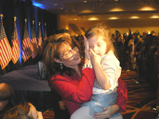 Chloe Meets Sarah Palin (For the Second Time)