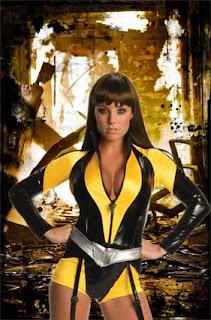Silk Spectre Watchmen Costume