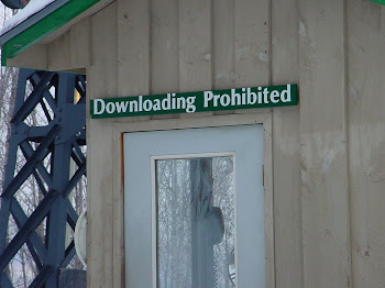downloading prohibited