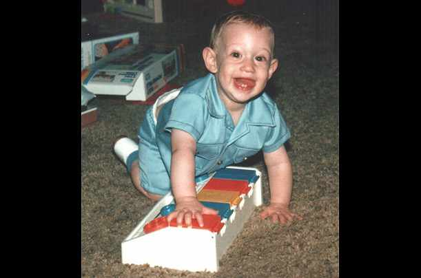 Baby Days Born in 1984, Facebook founder Mark Zuckerberg grew up in Dobb's