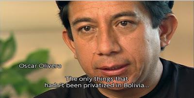 Oscar Olivera in Thirst