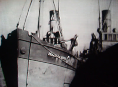 still from Granton Trawler
