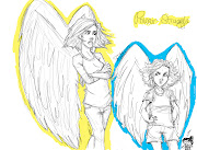 from the book series Maximum Ride, if you've read this series you