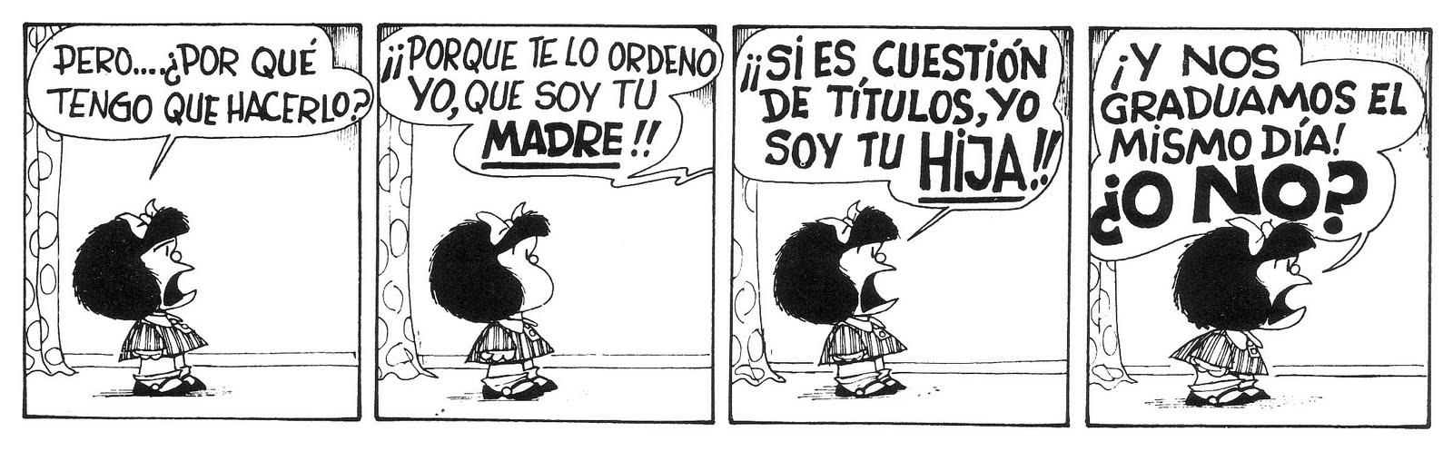 mafalda no es solamente un personaje de historieta mas es