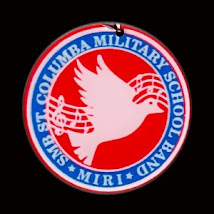 St. Columba Miri Military Brass Band Logo