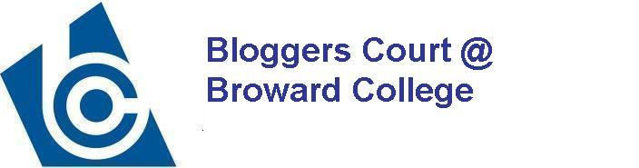 Bloggers Court @ Broward College