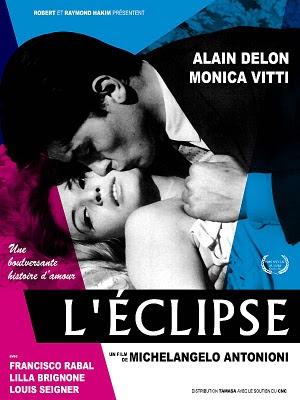 L'eclipse (l'eclisse) de Michelangelo Antonioni