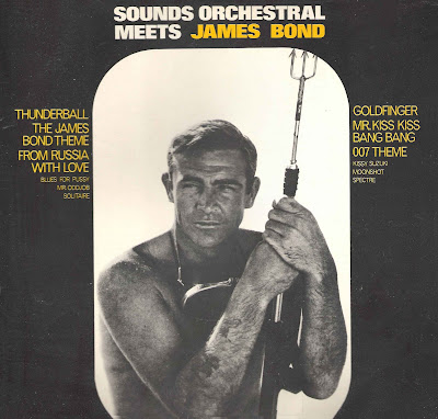 Sounds orchestral meets James Bond