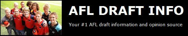 AFL Draft Info