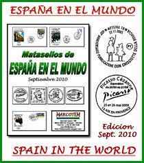 Sept 10 - ESPAÑA EN EL MUNDO