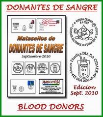 Sept 10 - DONANTES DE SANGRE