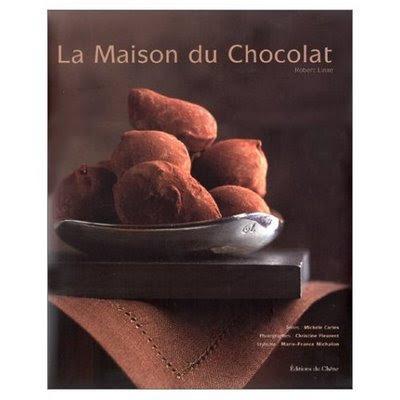 Le Biscuit Moelleux au Chocolat de la Maison du Chocolat - maisonchocolat
