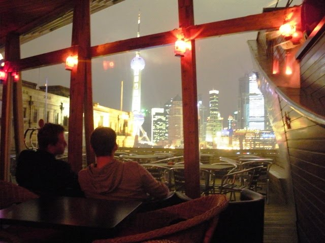 Captain Bar in Shanghai, China