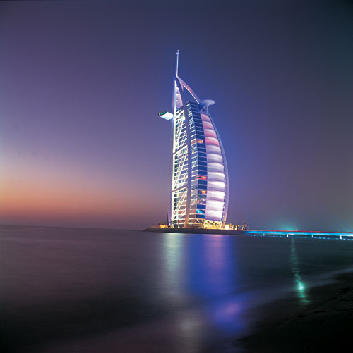 Dubai travel and world burj al arab for Dubai burj al arab